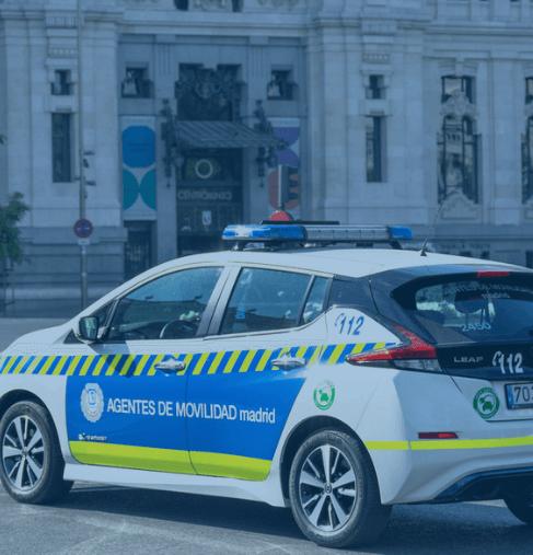 Oposiciones Agente Movilidad Madrid